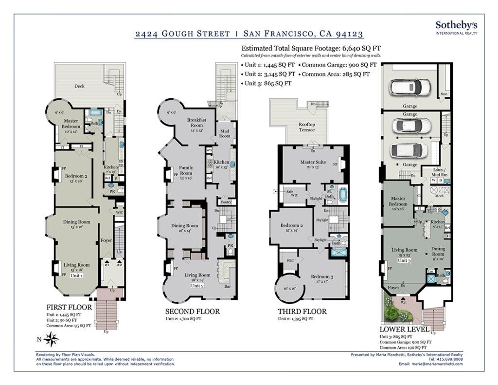 2424 Gough Floorplan